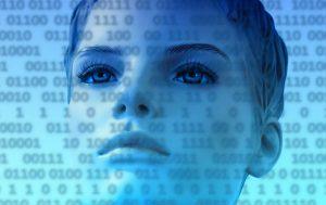 Digitaal-blauw-persoon